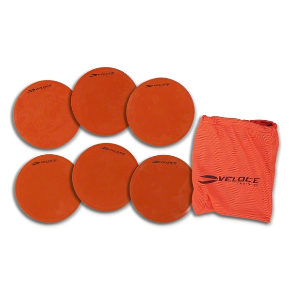 Agility Dots Orange 6-pack