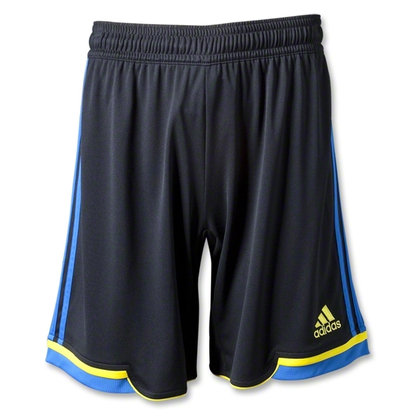 adidas Regista 12 Short (Blk/Royal)