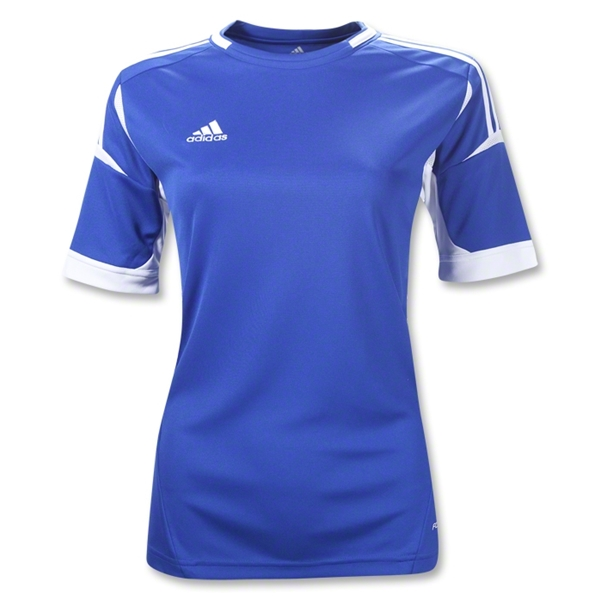 adidas Women's Condivo 12 Jersey (Royal/White)