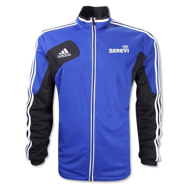 adidas Serevi Condivo 12 Training Jacket (Royal/Black)