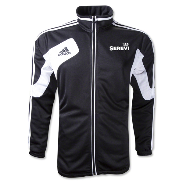 adidas Serevi Condivo 12 Training Jacket (Black/White)
