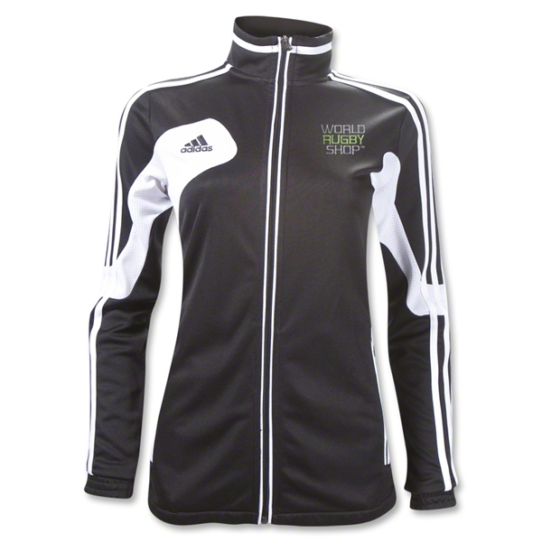 adidas World Rugby Shop Condivo 12 Women's Jacket (Black/White)