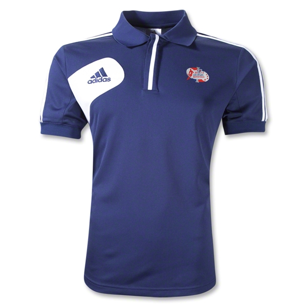 adidas Las Vegas Invitational Condivo 12 CL Polo (Navy/White)