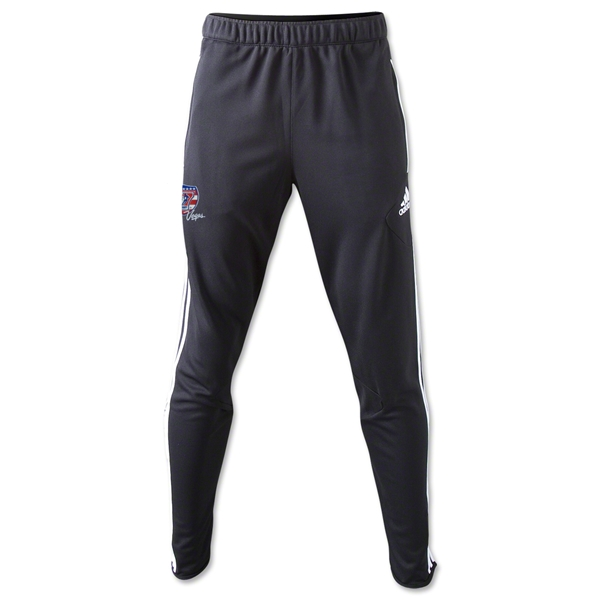 adidas USA Sevens Condivo 12 Training Pants (Black/White)