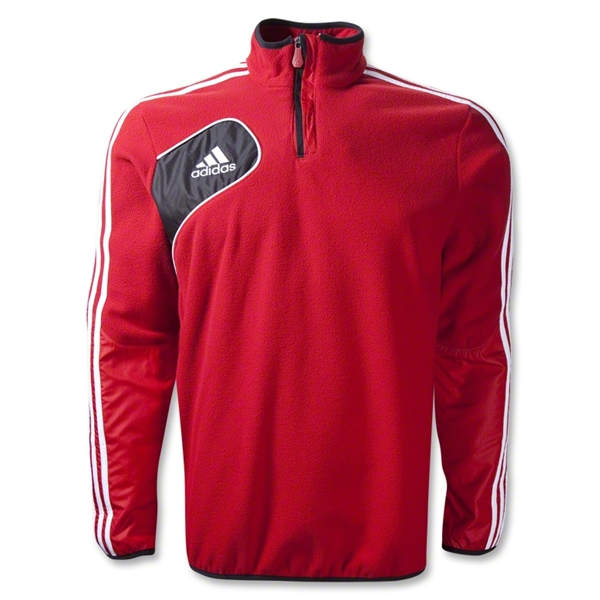 adidas Condivo 12 Fleece (Red/Blk)