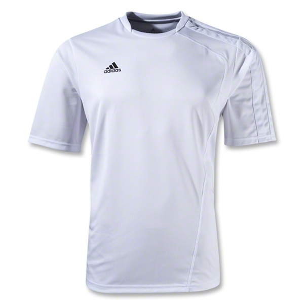 adidas Sossto Soccer Jersey (White)