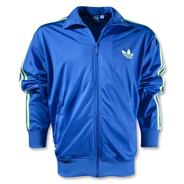 adidas Originals adi Firebird Track Top (Blue)