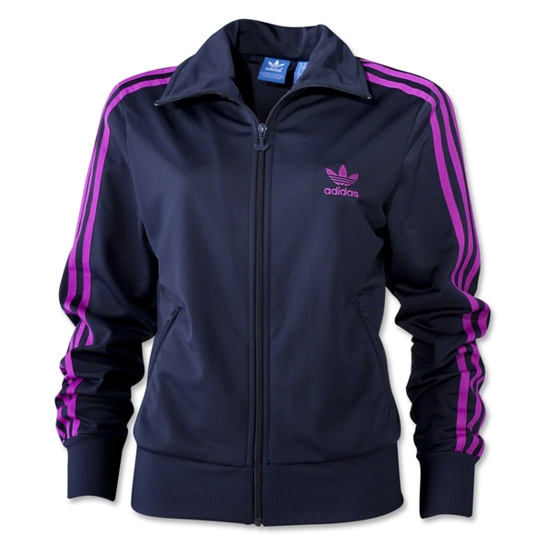 adidas Originals Women's Firebird Track Top (Pu/Pi)