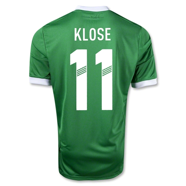 Germany 12/13 KLOSE Away Soccer Jersey