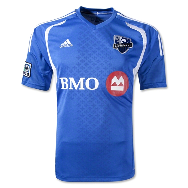 Montreal Impact 2013 Primary Replica Soccer Jersey