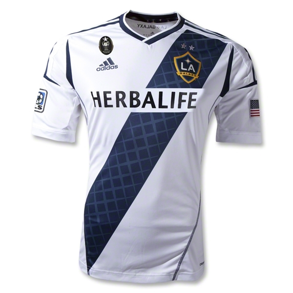 Le Nouveau Maillot Des La Galaxy Major League Soccer Blog 600x600px ...