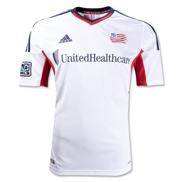 New England Revolution 2013 Secondary Replica Soccer Jersey