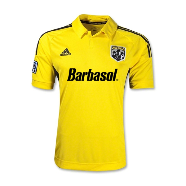 Columbus Crew 2012 Home Youth Soccer Jersey
