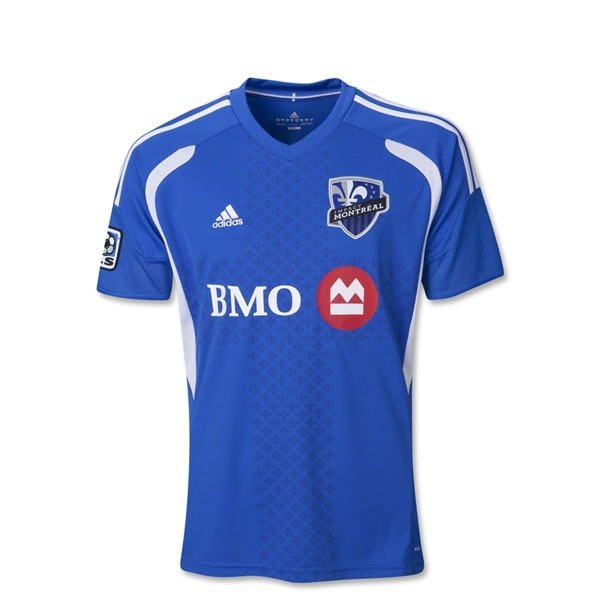 Montreal 2013 Youth Home Soccer Jersey