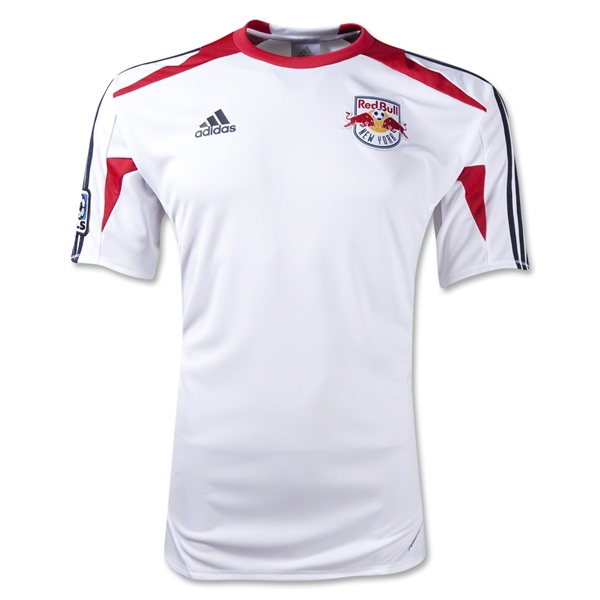 New York Red Bulls Training Jersey (White)