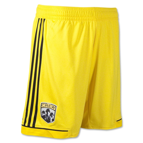 Columbus Crew Authentic Home Soccer Shorts