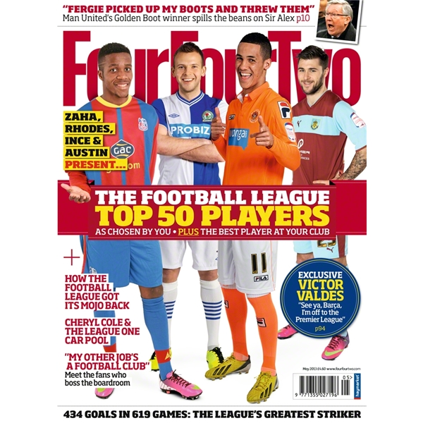 FourFourTwo Digital Magazine Subscription (12 month)