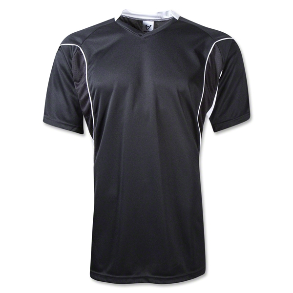 High Five Helix Soccer Jersey (Black)