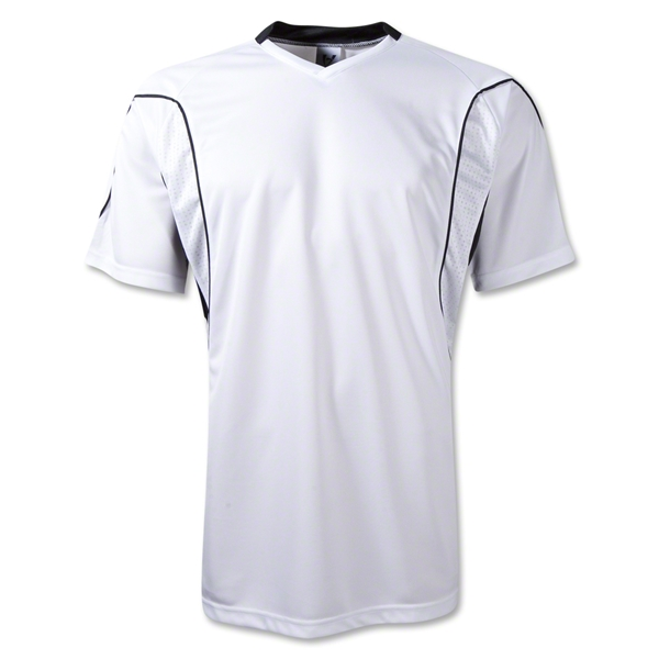 High Five Helix Soccer Jersey (White)