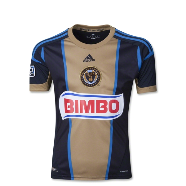 Philadelphia Union 2013 Primary Youth Replica Soccer Jersey