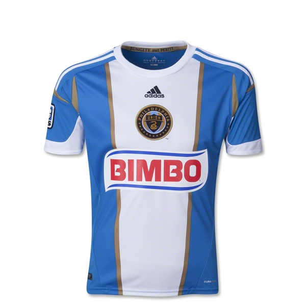 Philadelphia Union 2013 Secondary Youth Replica Soccer Jersey