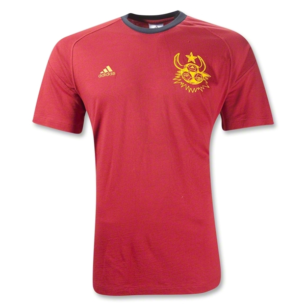 Spain 11/12 Soccer T-Shirt
