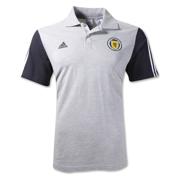 Scotland 11/13 Core Soccer Polo