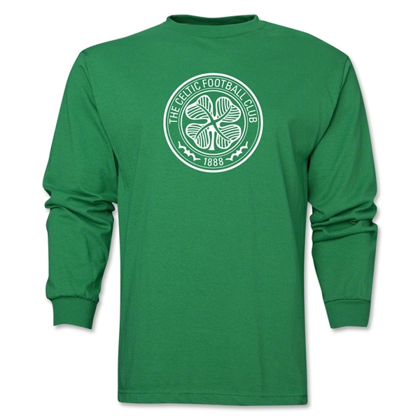 Celtic LS T-Shirt (Green)