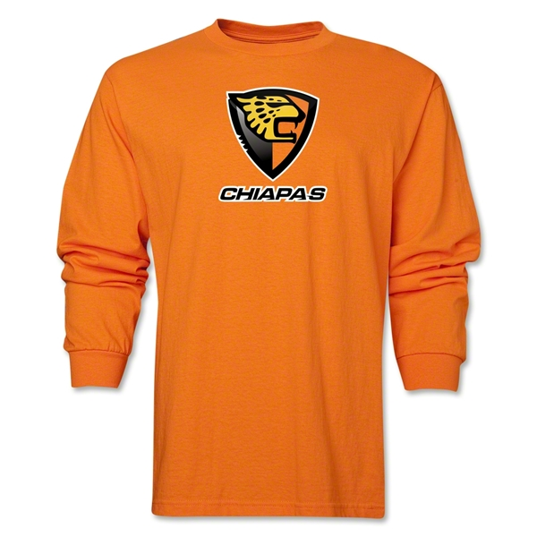 Jaguares LS T-Shirt (Orange)