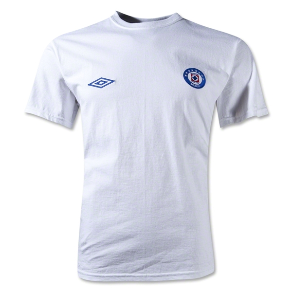 Cruz Azul Soccer T-Shirt (White)