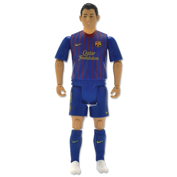 Barcelona 11/12 Fabregas Action Figure