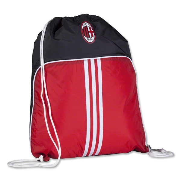 AC Milan Three Stripe Sackpack