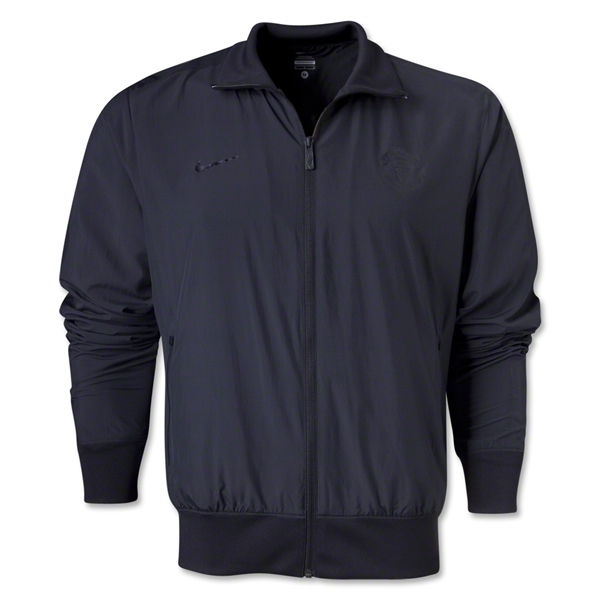 Manchester United 2012 Lightweight Woven Jacket