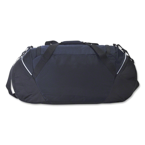 PUMA TeamSport Formation Medium Duffel (Black)