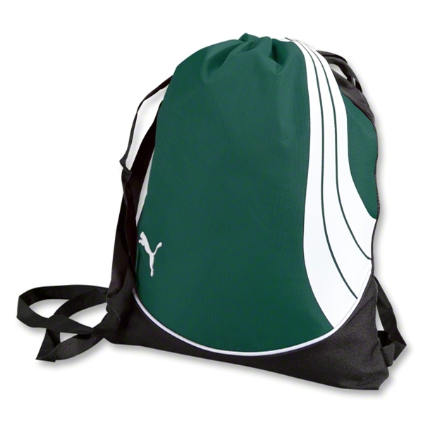 PUMA TeamSport Formation Gymsack (Green)