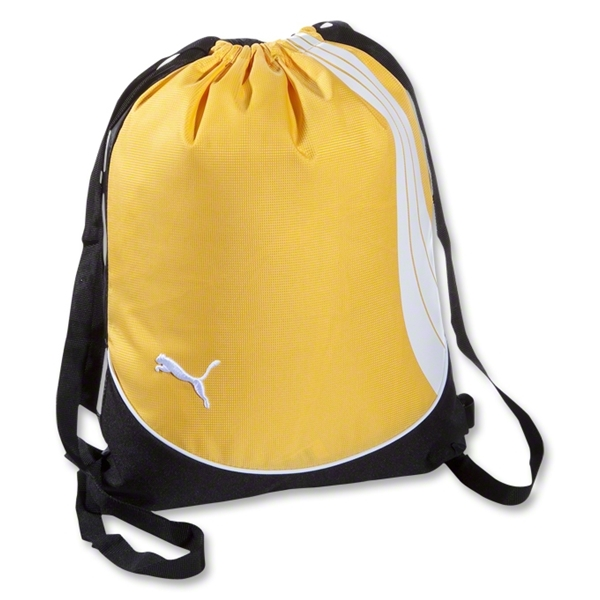 PUMA TeamSport Formation Gymsack (Yellow)