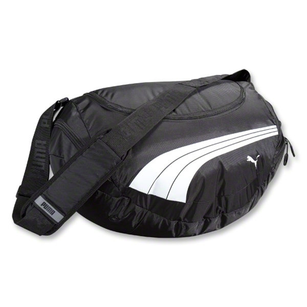 PUMA Women's Freestyle Hobo Duffel (Black)