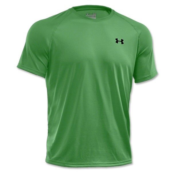 Under Armour Tech T-Shirt (Dark Green)