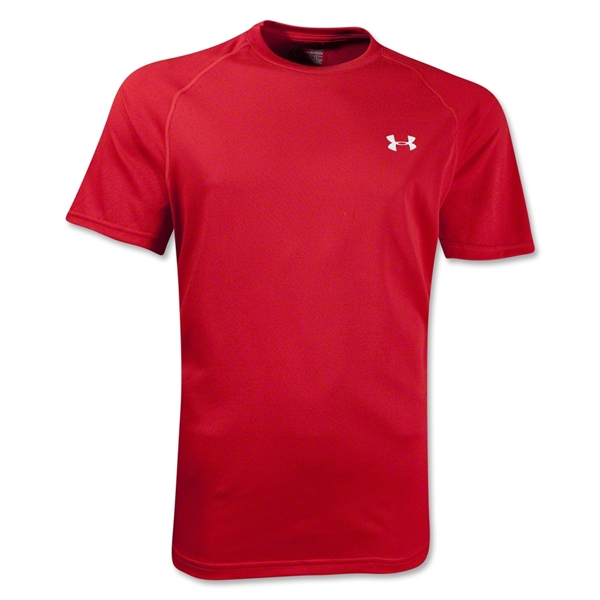 Under Armour Tech T-Shirt (Red)