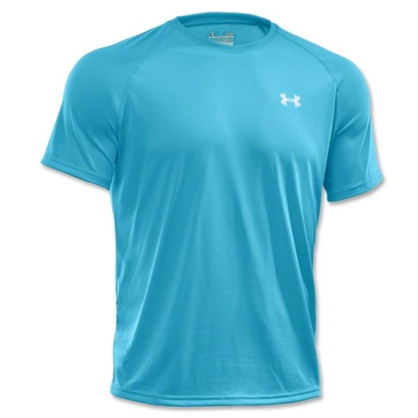 Under Armour Tech T-Shirt (Teal)
