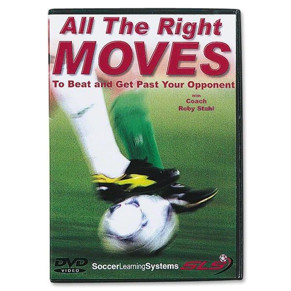 All the Right Moves to Beat Your Opponent DVD