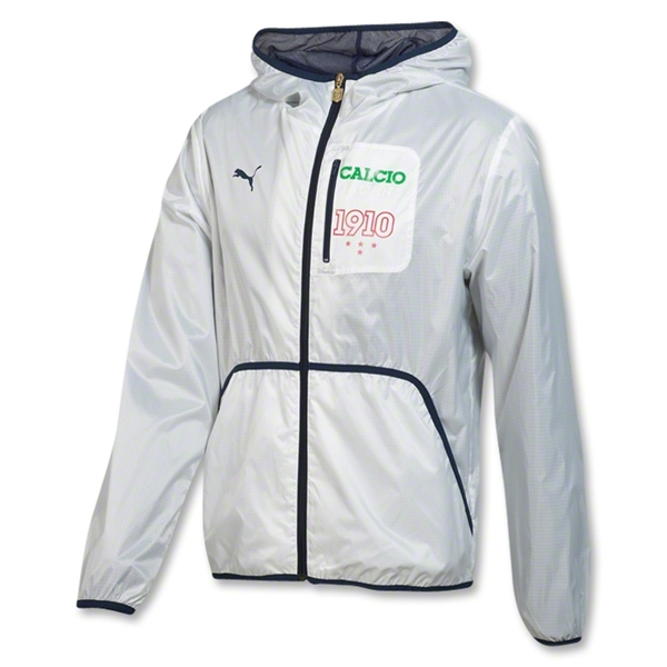 Italy Lightweight Windbreaker Jacket