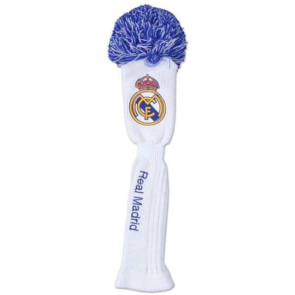 Real Madrid Golf Driver PomPom