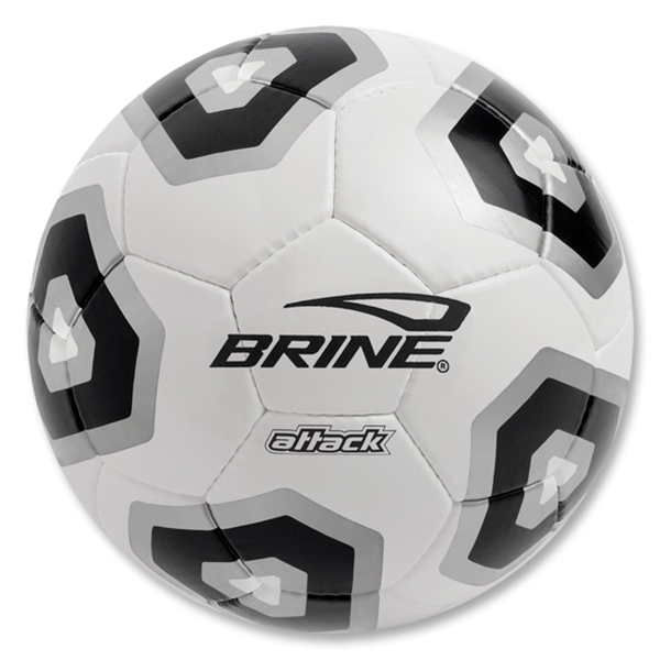 Brine Attack Soccer Ball (Black)