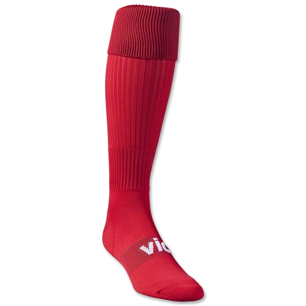 Vici Performance Sock (Red)