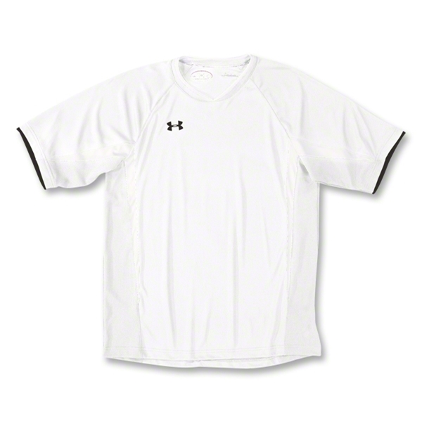 Under Armour Stealth Soccer Jersey (White)