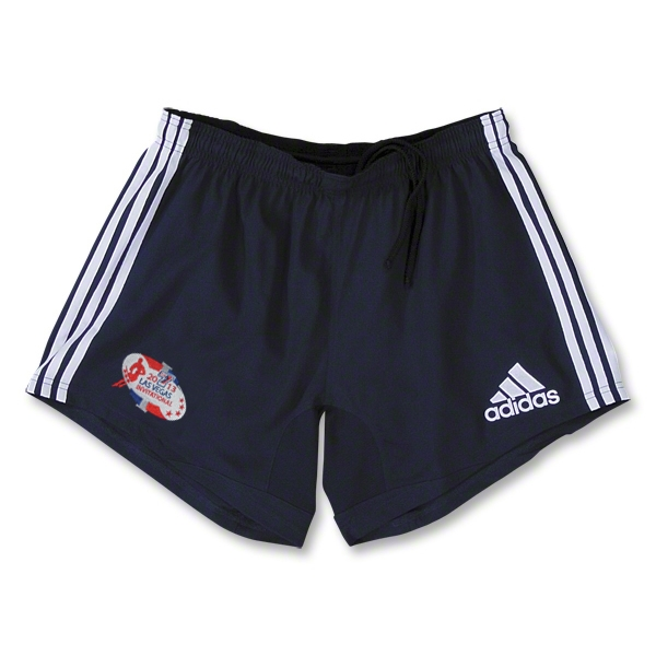 adidas Las Vegas Invitational Three Stripes Short (Navy)