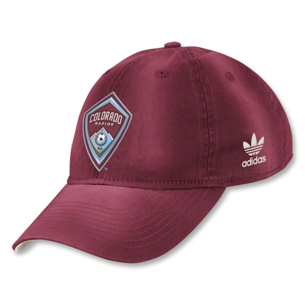 Colorado Rapids Slouch Adjustable Cap