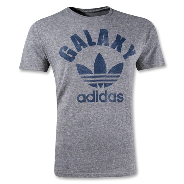 LA Galaxy Large Trefoil T-Shirt