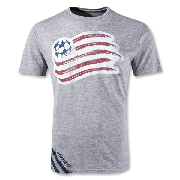 New England Revolution Big Stripes T-Shirt